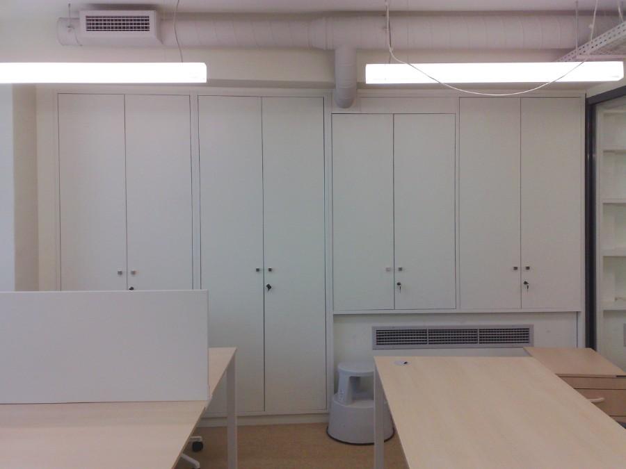 ξύλινα ντουλάπια μελαμίνης