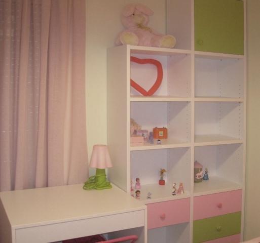 παιδική βιβλιοθήκη λαχανί ρόζ