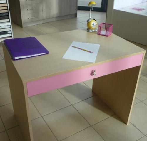 παιδικό γραφείο ρόζ