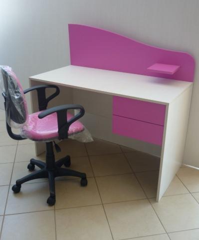 παιδικό γραφείο με καρέκλα φούξ