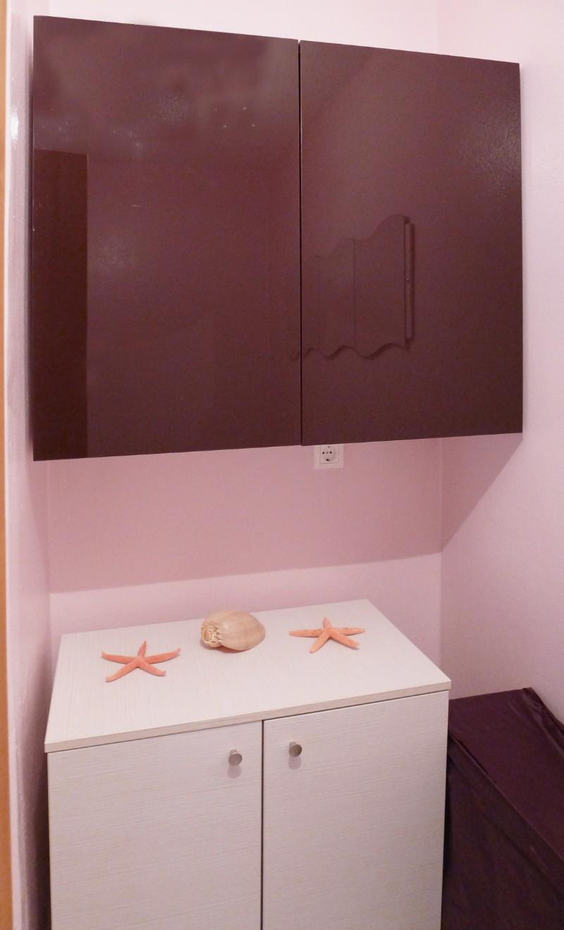 ντουλάπια εντοιχιζόμενα μπάνιου