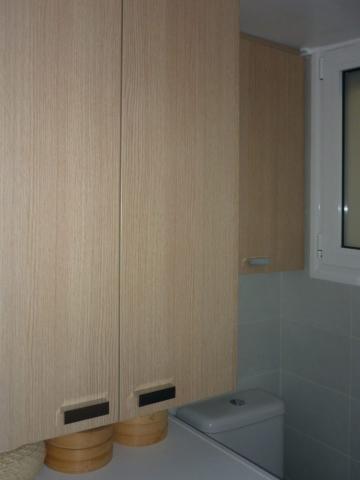 ντουλάπια μπάνιου μελαμίνης