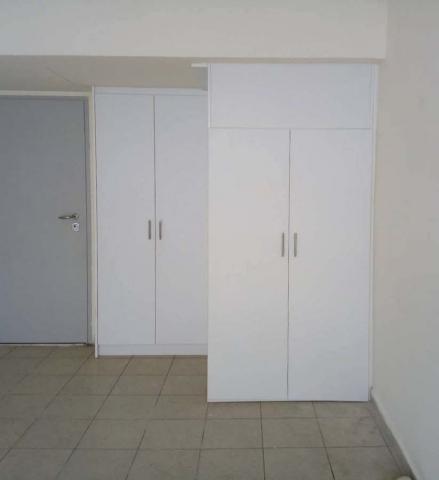 δίφυλλη ντουλάπα μελαμίνης λευκή ανοιγόμενη